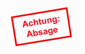 Swiss Olympic Workshop canceled