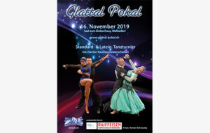 Pictures of the price presentations: Glattal Pokal 2019