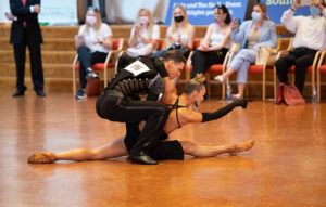 Corrodi/Kucharczyk reclaim the ten-dance title