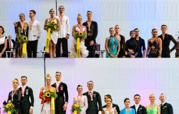 Fotos der neuen Schweizermeister Standard & Latein 2019