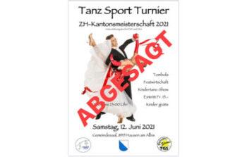 TSCZ Cup abgesagt