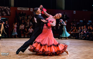 Dance sports competitions are allowed again from June 22nd