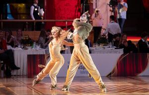 Fantastic result: final for Davide & Maja in Latin Showdance World Championships
