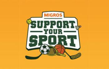 Unterstützt den Tanzsport bei Support your Sport
