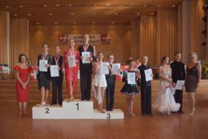 Pictures: Award Ceremonies 10-Dance Championships