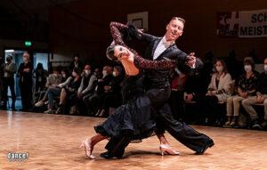 Bergant / Valentino - the new Swiss dance couple