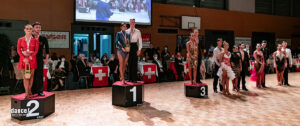 Guaranteed new Swiss Latin Champion Couple