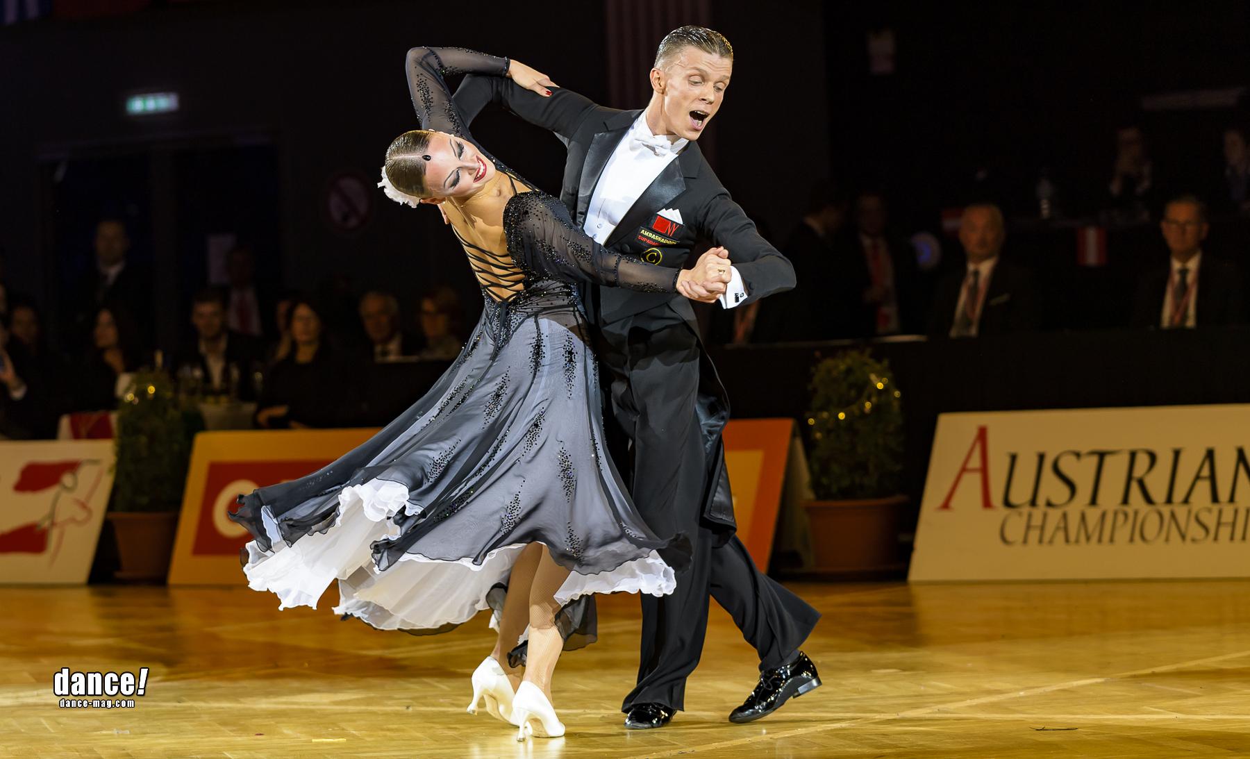 6. Rang: Anton Skuratov & Alena Uehlin, GER