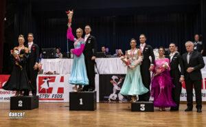 Kasilov/Dreier win the Swiss Standard Championships title