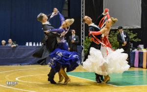 The Viennese-Waltz duel
