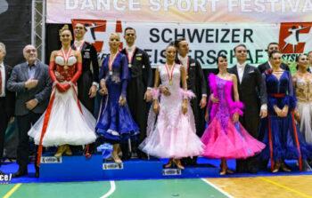 Das sind die neuen Schweizermeister Standard & Latein 2018