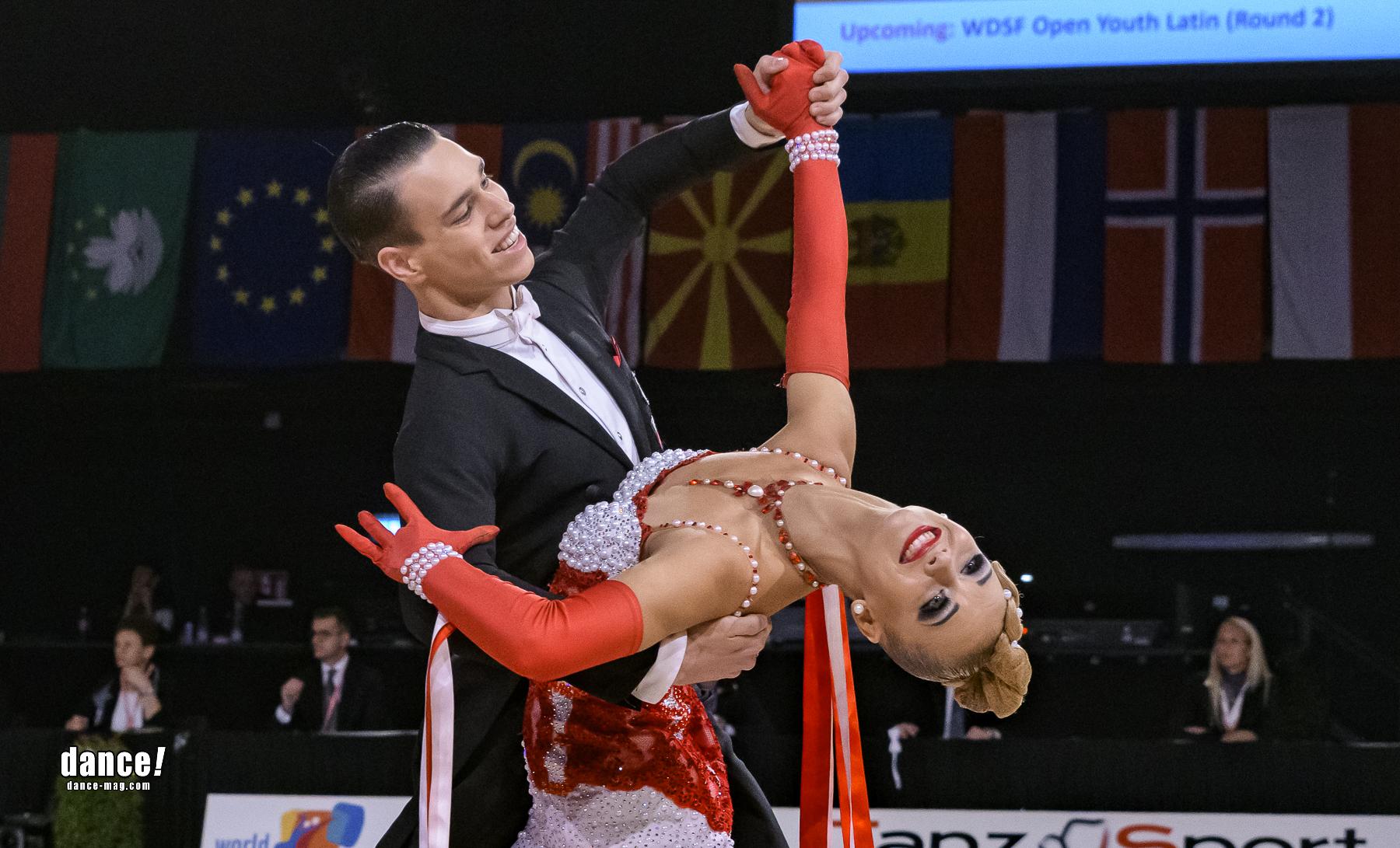 49.- 50. Davide Corrodi & Maja Kucharczyk, SUI